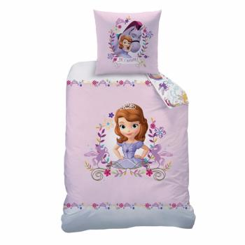 Housse de couette Princesse Sofia The First Kingdom 140x200cm