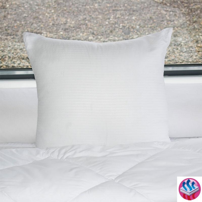 oreiller anti transpiration 550gr m 60x60cm enveloppe thermobest j k markets. Black Bedroom Furniture Sets. Home Design Ideas