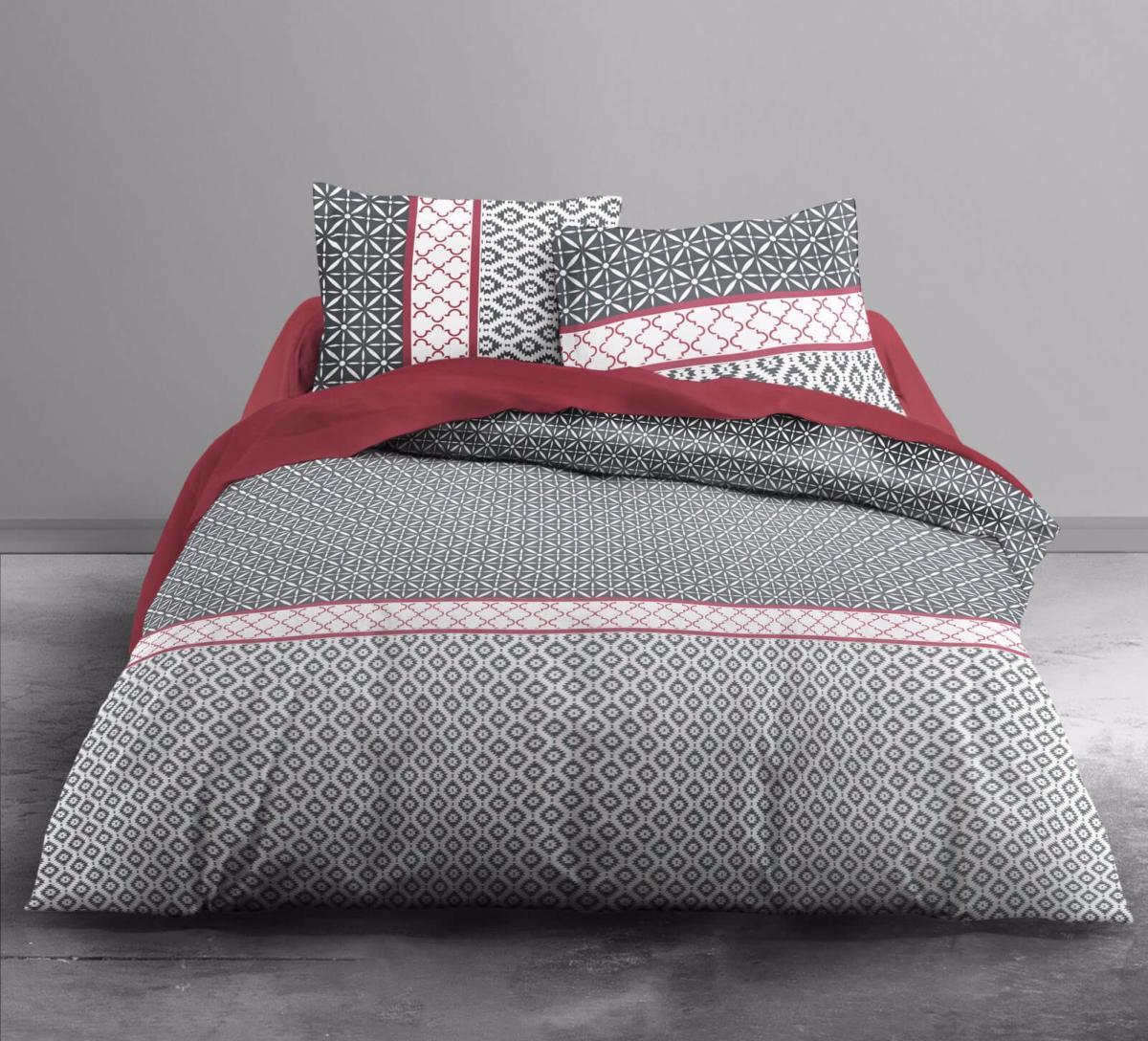 housse de couette kothlys j k markets. Black Bedroom Furniture Sets. Home Design Ideas