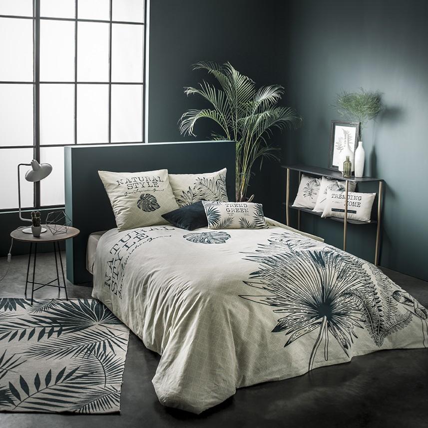 housse de couette natural ivoire jardin d 39 hiver. Black Bedroom Furniture Sets. Home Design Ideas