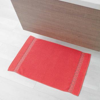 tapis de sortie de bain ou de douche 50x85cm gamme jacquard ad lie 100 coton j k markets. Black Bedroom Furniture Sets. Home Design Ideas
