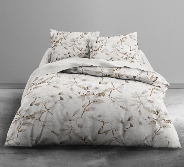 housse de couette bespin fleur j k markets. Black Bedroom Furniture Sets. Home Design Ideas