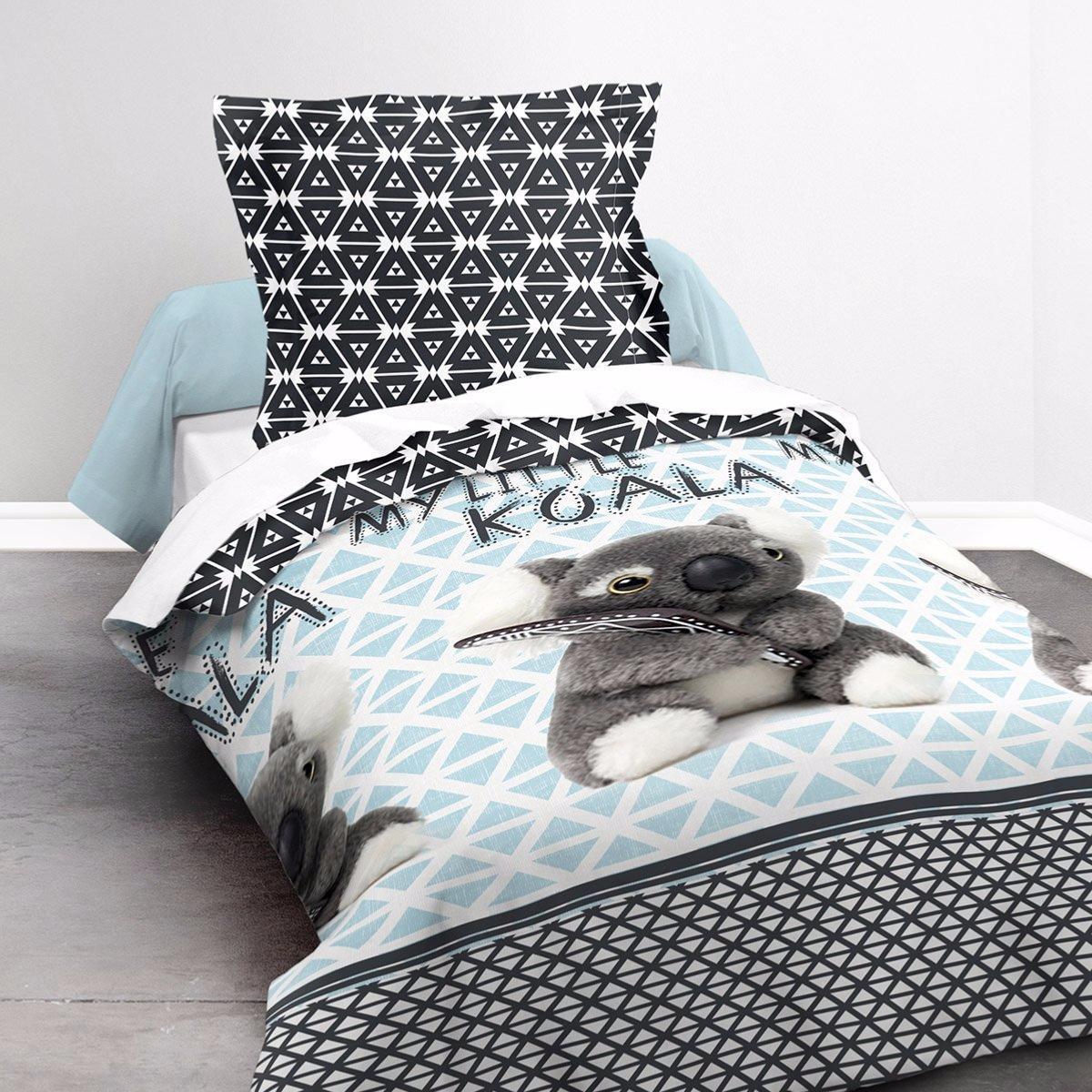 housse de couette kaolo j k markets. Black Bedroom Furniture Sets. Home Design Ideas