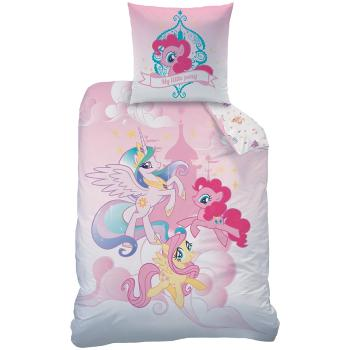 Housse de couette My Little Pony Royally, 1 Personne, 100% Coton