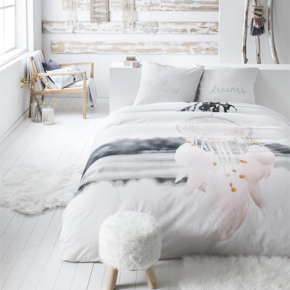 housse de couette attrape r ve chic drom j k markets. Black Bedroom Furniture Sets. Home Design Ideas