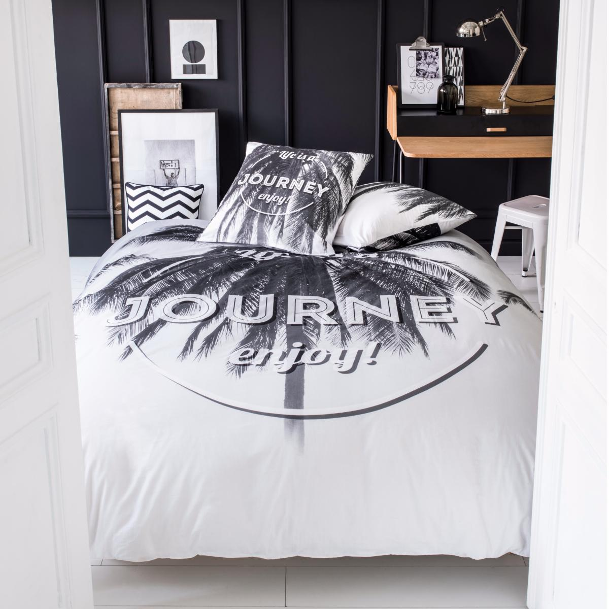 housse de couette life j k markets. Black Bedroom Furniture Sets. Home Design Ideas