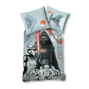 Housse de couette Star Wars Fighter First Order 140x200cm