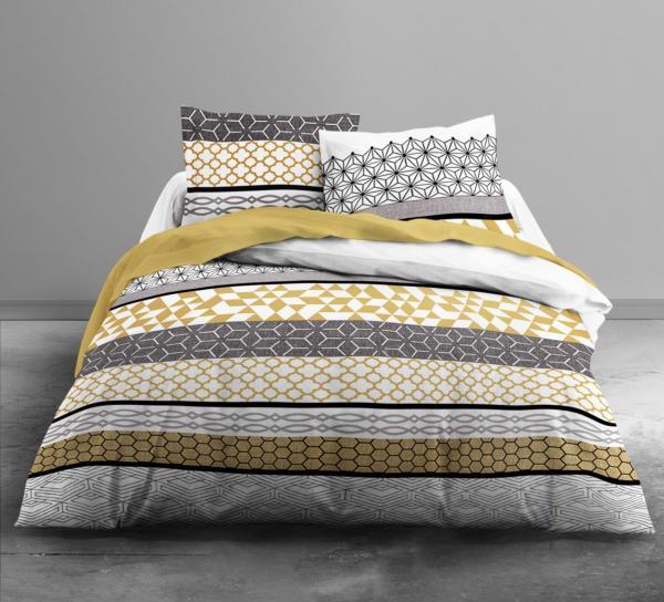 housse de couette celios j k markets. Black Bedroom Furniture Sets. Home Design Ideas