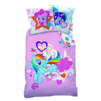 Housse de couette My Little Pony Rainbow Sky 140x200cm