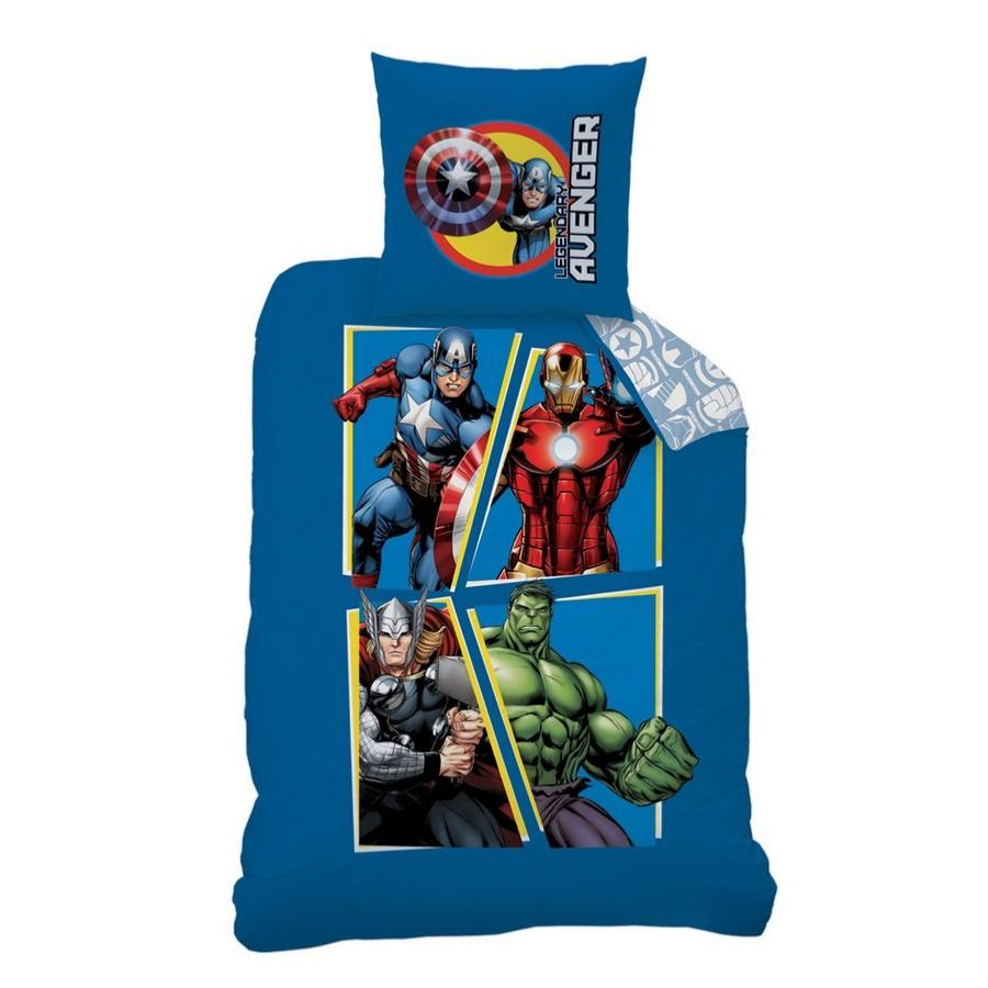 housse de couette avengers invincible j k markets. Black Bedroom Furniture Sets. Home Design Ideas