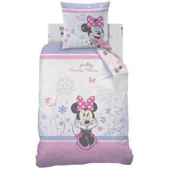 Housse de couette Minnie Poetic Flower 140x200cm